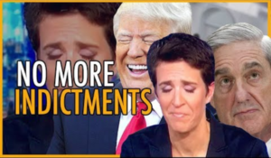 Fake News IMPLODES - Rachel Maddow Cries