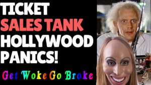 Hollywood Tanking! Back To The Future & The Mask Get WOKE!